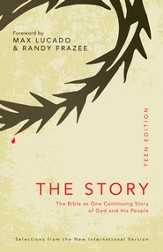 The Story: Teen Edition: Read the Bible as one seamless story from beginning to end - eBook