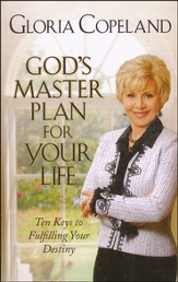 God's Master Plan for Your Life, Large print