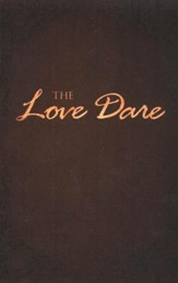 Love Dare, Large Print - Slightly Imperfect