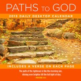 Paths to God, 2015 Daily Desktop Calendar