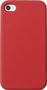 Blank iPhone 4 Case, Red