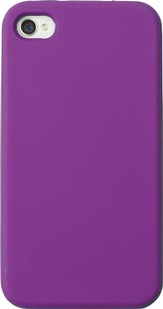 Blank iPhone 4 Case, Purple