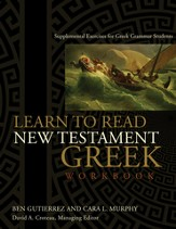 Learn to Read New Testament Greek - Workbook - eBook