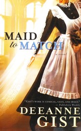 Maid to Match, Large Print