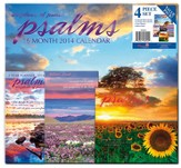 2014 Psalms Calendar Value Pack