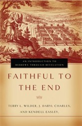 Faithful to the End - eBook