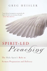 Spirit-Led Preaching - eBook