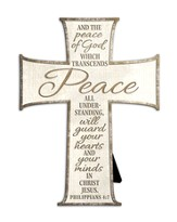 And the Peace of God Cross
