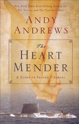The Heart Mender: A Story of Second Chances, Large Print