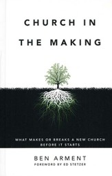 Church in the Making - eBook