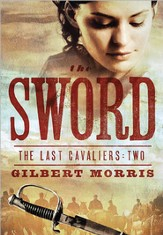 The Sword, Last Cavaliers Series #2, Large print
