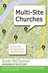 Multi-Site Churches - eBook