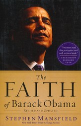 The Faith of Barack Obama, Large Print