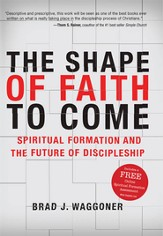 The Shape of Faith to Come - eBook