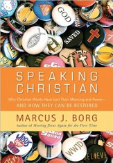 Speaking Christian, Large Print