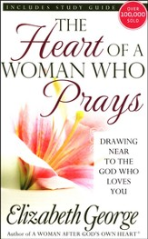 The Heart of a Woman Who Prays, Large Print