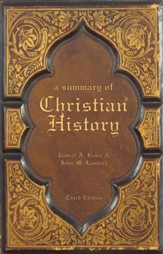 A Summary of Christian History - eBook