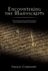 Encountering the Manuscripts - eBook