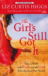 The Girl's Still Got It, Large Print