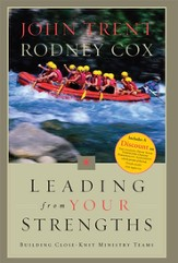 Leading From Your Strengths: Ministry Teams - eBook