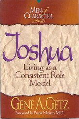 Men of Character: Joshua - eBook