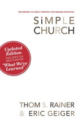 Simple Church / New edition - eBook