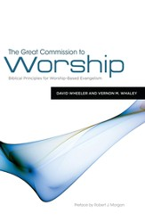 The Great Commission to Worship - eBook