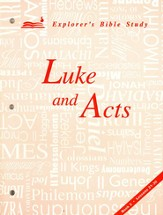 Luke and Acts, Book 3 (Lessons 21-30)