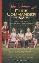The Women of Duck Commander, Large print