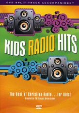 Kids Radio Hits - DVD Split Track Accompaniment