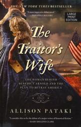 The Traitor's Wife, Large print