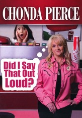 Did I Say That Out Loud? DVD
