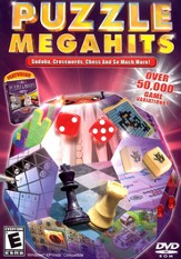 Puzzle Megahits on DVD-ROM