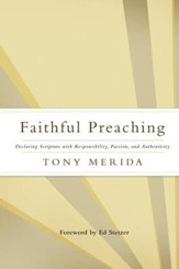 Faithful Preaching - eBook
