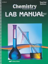 Chemistry: Precision & Design Laboratory Manual Teacher  Edition