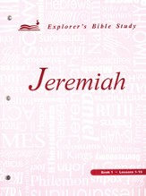 Jeremiah, Book 1 (Lessons 1-10)