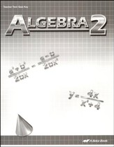 Algebra 2 Tests/Quizzes Key