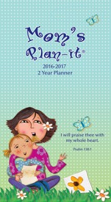 2016 Mom's Christian Two Year Planner