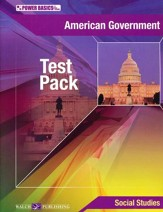 Power Basics American Government Tests
