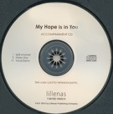 My Hope Is In You (Accompaniment CD)