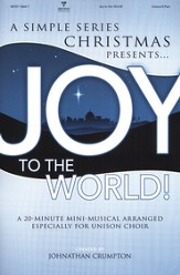 Joy to the World!-A Simple Christmas