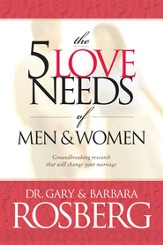 The 5 Love Needs of Men and Women - eBook