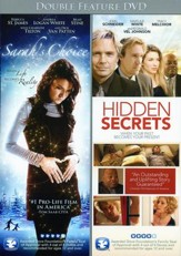 Sarah's Choice/Hidden Secrets, Double Feature DVD