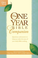The One Year Bible Companion - eBook