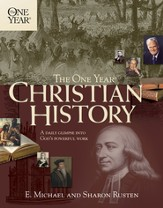 The One Year Christian History - eBook