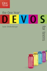 The One Year Devos for Teens - eBook