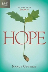 The One Year Book of Hope - eBook