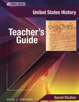 Power Basics United States History Teacher's Guide
