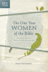 The One Year Women of the Bible - eBook