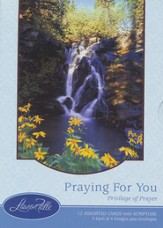 Privilege of Prayer Cards, Box of 12